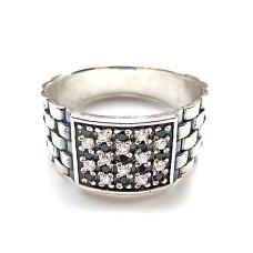 Мужское кольцо Дюк