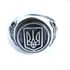 Кольцо с Гербом Украины