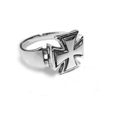 Кольцо Мальтийский Крест