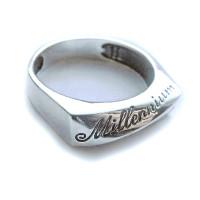 Мужское кольцо Миллениум