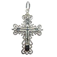 Крест ажурный 4007