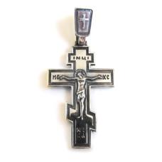 Крест Мужской 4008