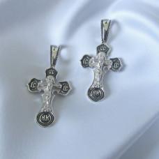 Крест мужской 4013