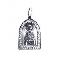Ладанка с камнями Богородица